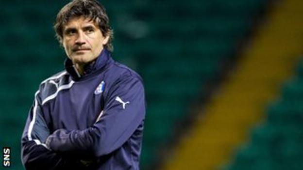 Dinamo Zagreb manager Zoran Mamic