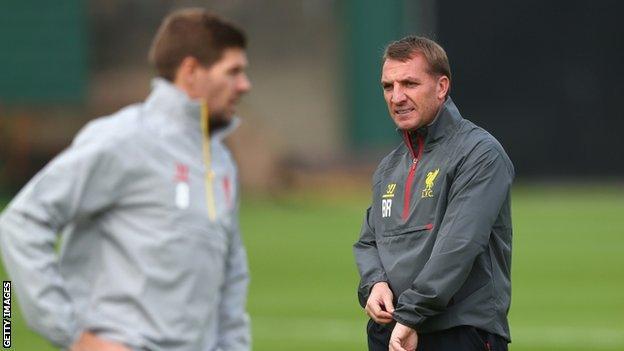 Brendan Rodgers