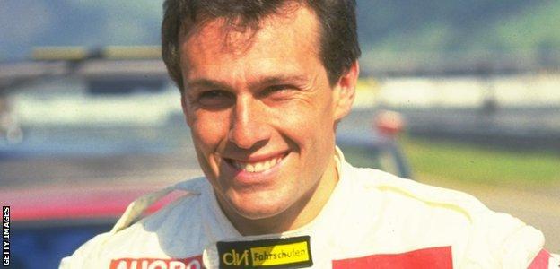 Andrea de Cesaris 1988
