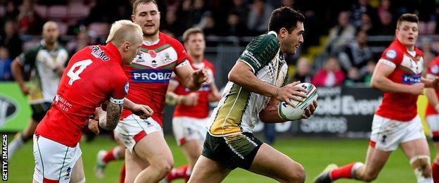 Wales rugby league World Cup