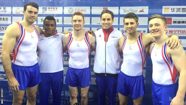 Great Britain at the World Championships