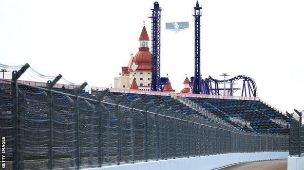 Sochi Autodrom