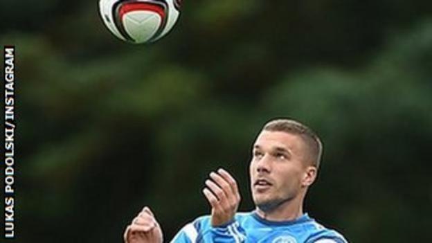 Lukas Podoloski