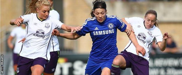 The Women's Super League