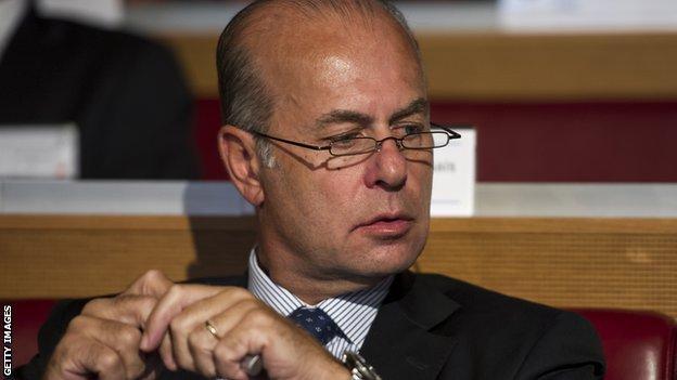 AC Milan director Umberto Gandini wants Champions League wildcards