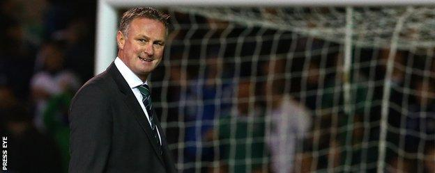 Michael O'Neill's side won just one of their 10 World Cup qualifiers - a 1-0 home victory over Russia