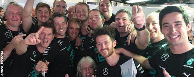 Niko Rosberg
