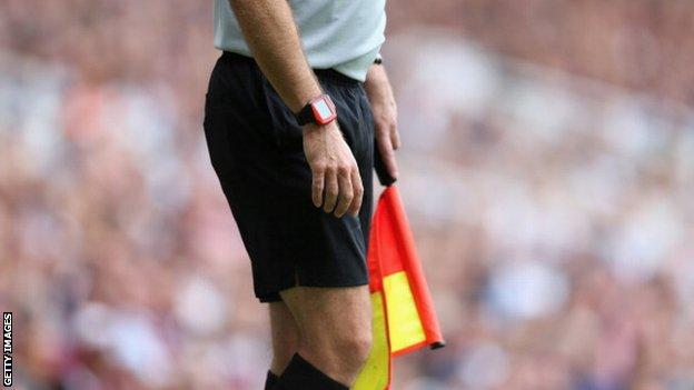 General referee assistant