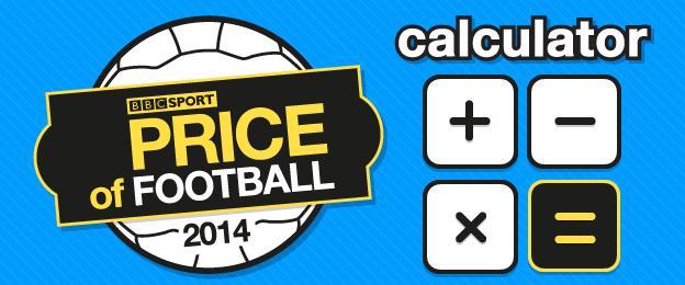 BBC Price of Football