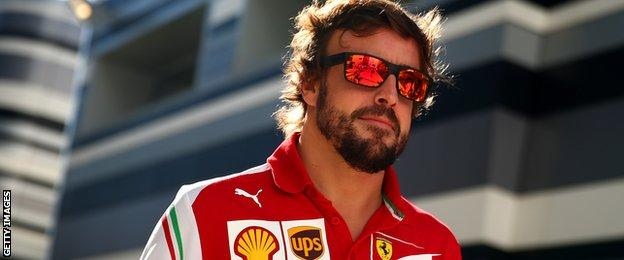 Fernando Alonso has limited options for his future
