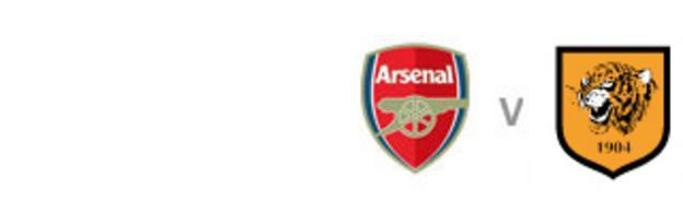 Arsenal v Hull