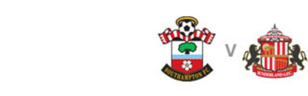 Southampton v Sunderland