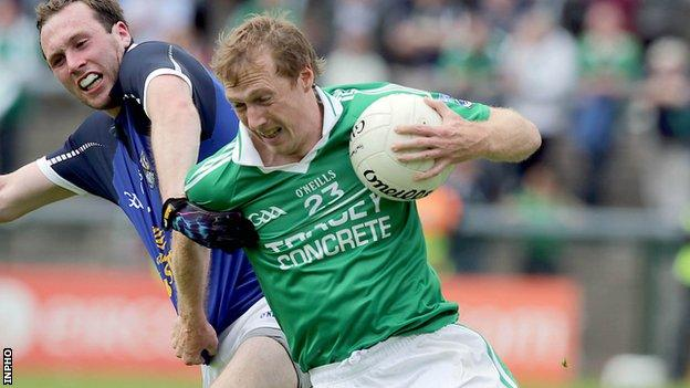 Tommy McElroy has retired from the Fermanagh squad