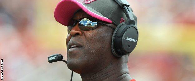 Lovie Smith was a former protege of Dungy