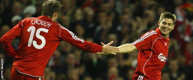Liverpool's 8-0 win over Besiktas in 2007 remains the biggest ever win in the Champions League