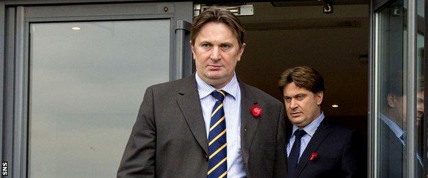 Sandy and James Easdale