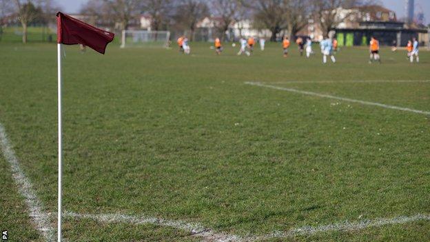Sunday League football