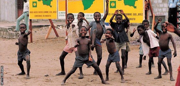 Kids in Kinshasa
