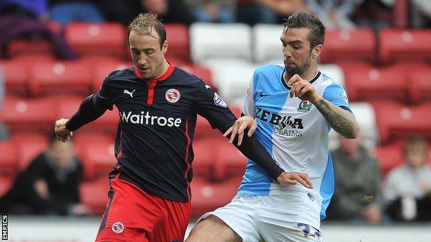 Blackburn Rovers v Reading