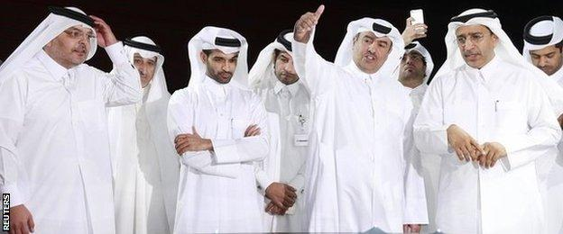 Qatar says it is happy to stage the World Cup at any time of year
