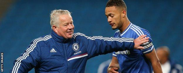 Chelsea youth chief Dermot Drummy