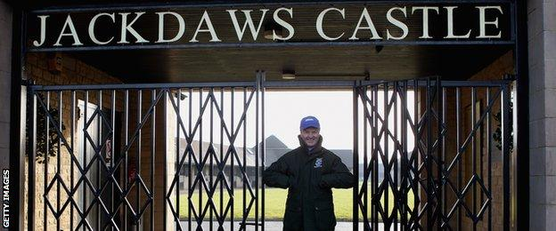 Jackdaws Castle