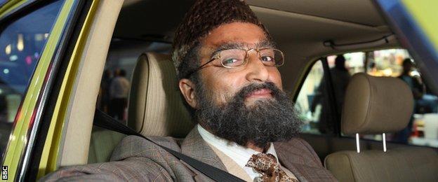Citizen Khan actor Adil Ray