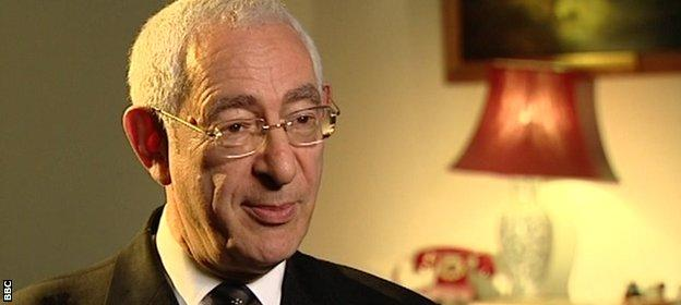 Lord Triesman is said to have turned down two requests to meet with Fifa's investigator