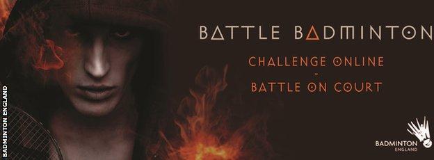 Battle Badminton