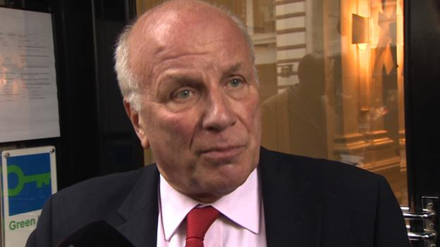 Fifa World Cup report pointless and a joke - FA boss Greg Dyke