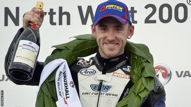 Lee Johnston was the top Northern Ireland finisher in last year's Macau GP