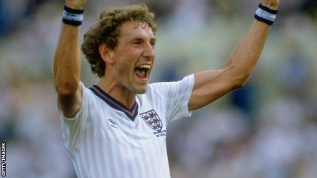 Former England defender Terry Butcher