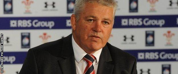 Warren Gatland played hooker for Waikato and started his coaching career in Connacht