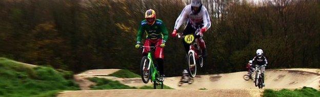 Roch Valley Raiders BMX club