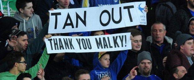 Cardiff Malky Mackay