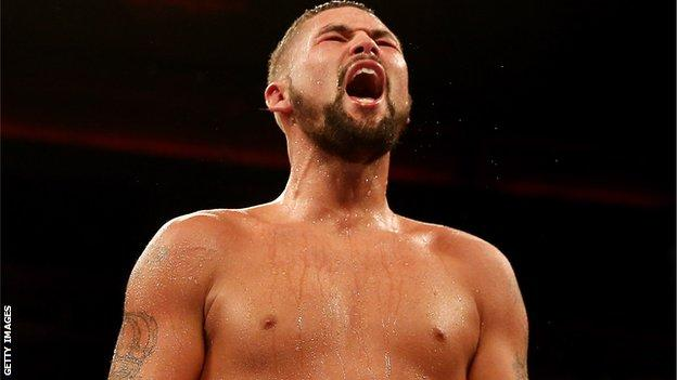 Tony Bellew gains revenge by beating Nathan Cleverly