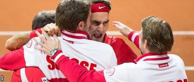 Switzerland Davis Cup