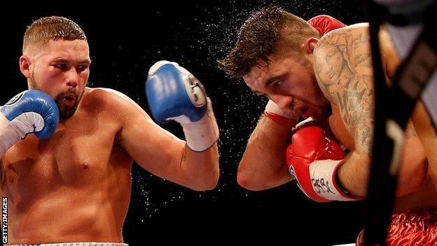 Tony Bellew v Nathan Cleverly