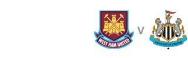 West Ham v Newcastle