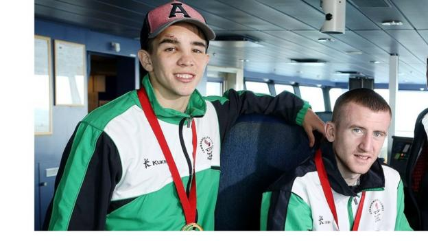 Michael Conlan and Paddy Barnes won boxing gold medals at the Commonwealth Games with seven other boxers claiming medals in Glasgow