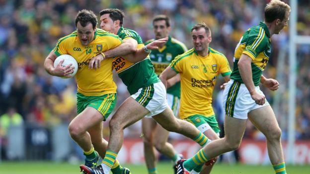 Donegal lost to Kerry in the All-Ireland Football final after pulling off a shock but well-deserved win over Dublin in their semi-final