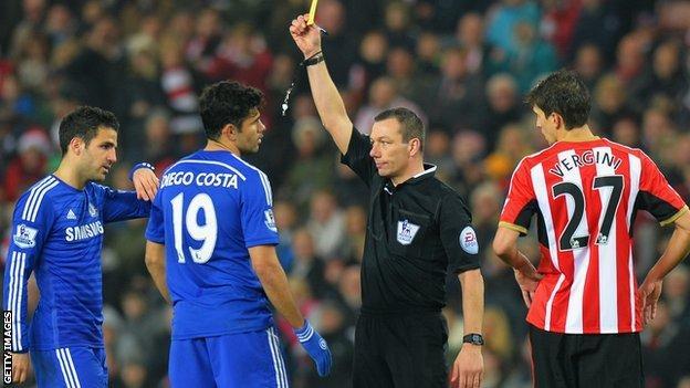 Diego Costa, Sunderland v Chelsea