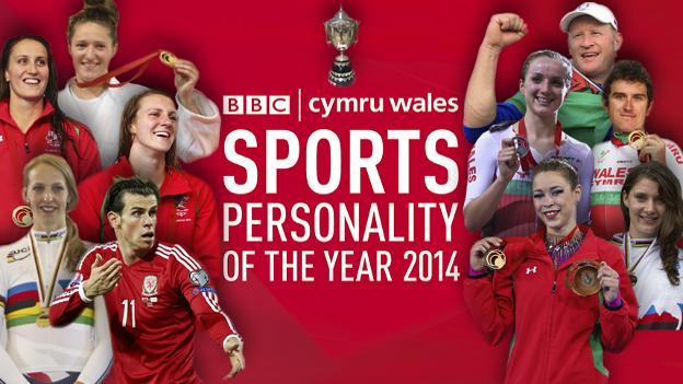 Nominees for BBC Cymru Wales Sports Personality of the Year 2014