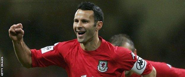 Ryan Giggs won BBC Wales Sports Personality in 1996 and 2009 - a 13-year gap