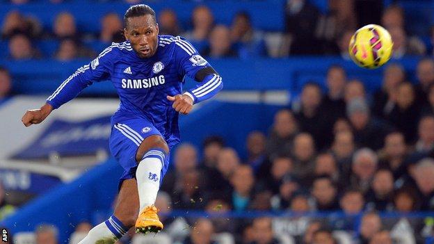 Didier Drogba, Chelsea