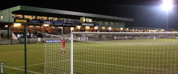 Salisbury City's home ground