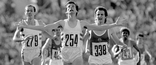 1980 Moscow Olympics 1,500m final