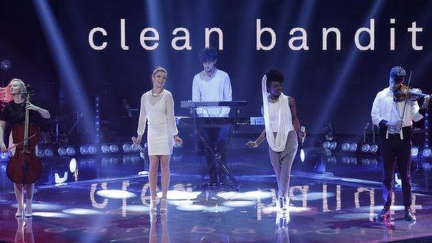 Clean Bandit