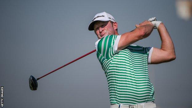 Jamie Donaldson has enjoyed a stellar year including helping Europe to Ryder Cup victory