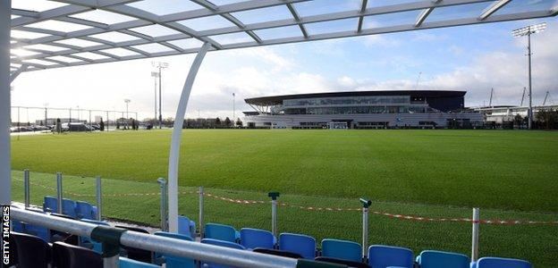 Manchester City's new academy stadium can host 7,000 spectators